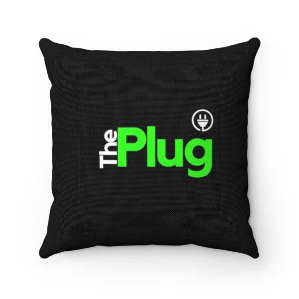 The Plug Pillow