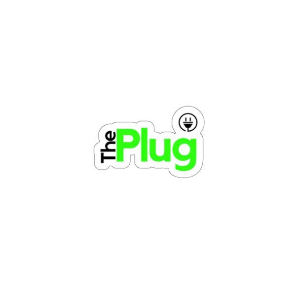 The Plug Stickers