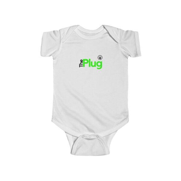 Baby Plug Bodysuit