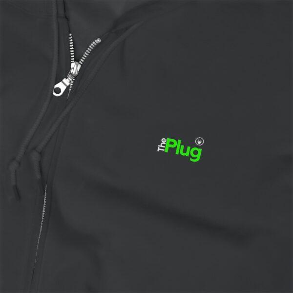 The Plug Embroidered